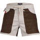 "Amundsen Sports M's Concord 5"" Shorts natural/cowboy"